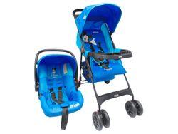 Coche-Con-Porta-bebe-Travel-System---Azul---Priori