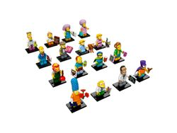 Lego-minifigures-the-simpsons-edicion-2
