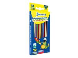 COLORES-NORMA-DOBLE-PUNTA-X12