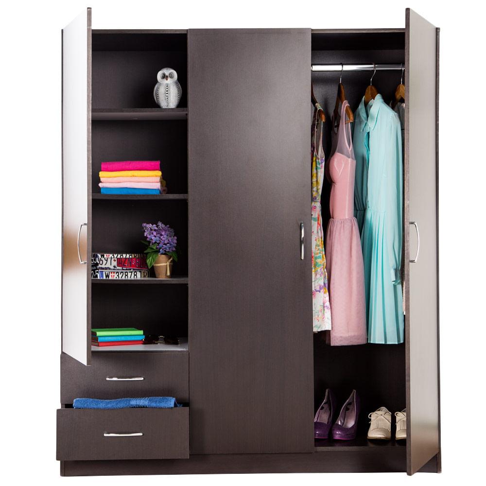 Decoracion de armarios fotos armarios y montajes en for Muebles milenium catalogo