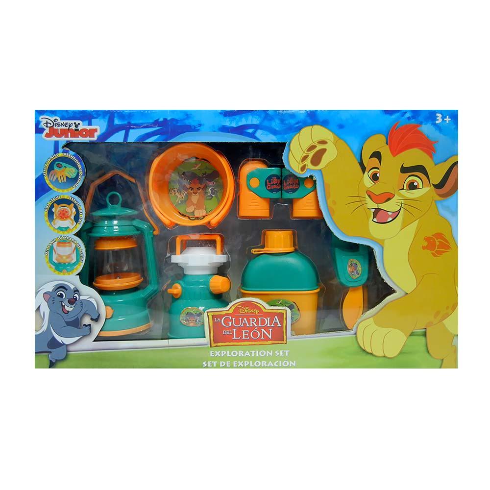 set de exploracin lion guard piezas mattel