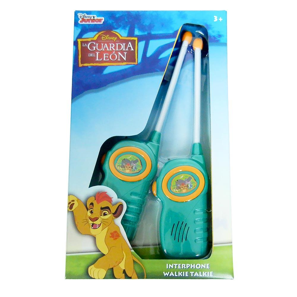 walkies talkies lion guard disney
